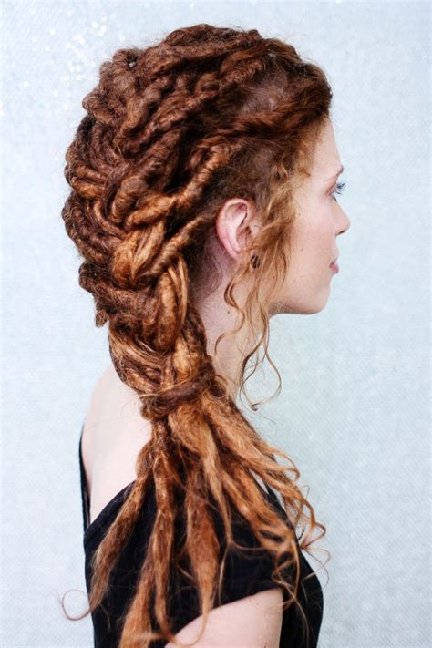 pictures of twisting braids made with dread attachment on bella naija 1000 images about pretty dreads on pinterest