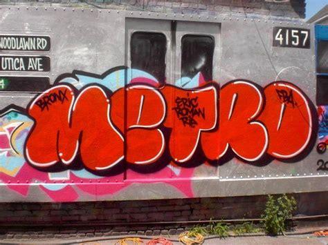throw ups  metro  york city ny street art