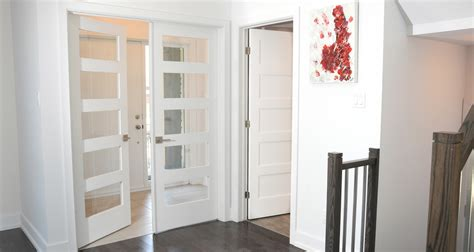 Des Garde Robes by Entr 233 E Garde Robe Id 233 Es D 233 Co Portes Milette Doors