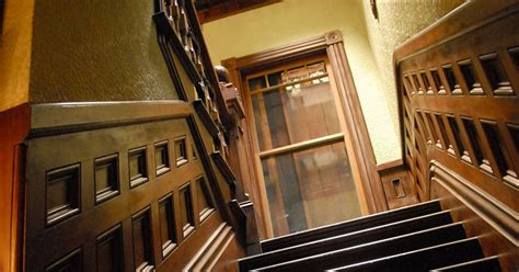 winchester house inside inside haunted house with secret doors seance room and