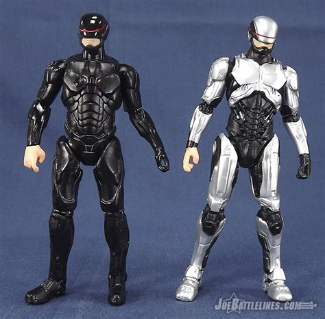 Cars Figure Isi 4 Original review of robocop v1 2014 figures by toys