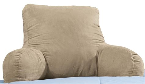 backrest bed pillow backrest pillow ebay