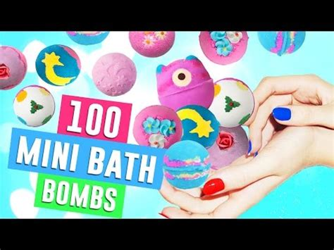 diy lush bath bombs without citric acid and of tartar 100 mini diy bath bombs diy lush bath bombs without citric acid