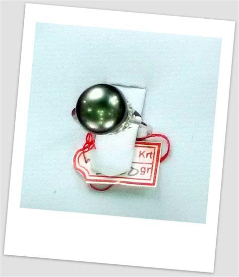 Promo Cincin Mutiara Lombok Air Tawar Khas Sekarbela 1 cincin mutiara emas 0090 harga mutiara lombok perhiasan