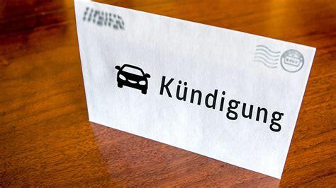 Kfz Versicherung K Ndigen Fristgerecht by K 252 Ndigungsschreiben Kfz Versicherung Tippcenter