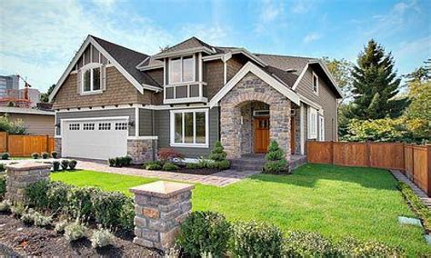 Contemporary Craftsman House Plans by Contemporary Craftsman Style House Plans Modern