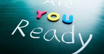 ready for are you ready for a change