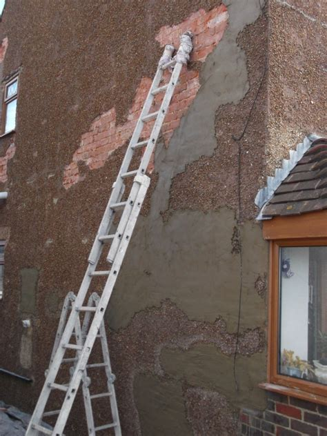 render a wall diy tips to paint a house with rendered exterior walls never paint again uk