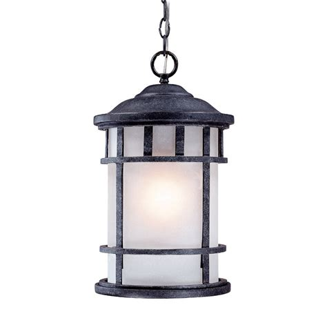 Vista Lighting by Acclaim Lighting Vista 1 Light Outdoor Hanging Lantern L