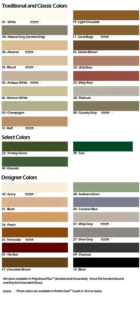 Tile Grout Colors Neiltortorella by Beautiful Tile Grout Colors 10 Grout Color Charts