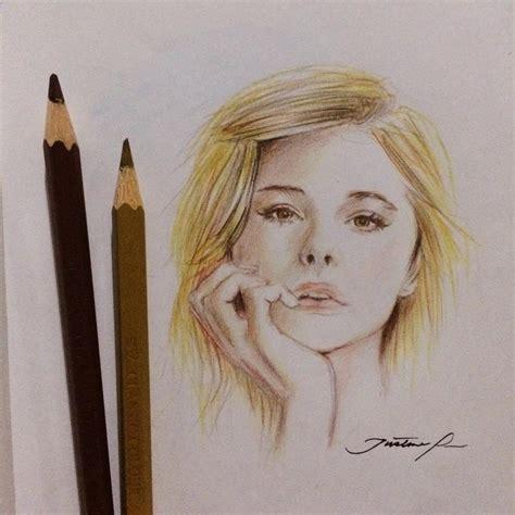 G Moretz Sketch g moretz by doodlingsketch on deviantart