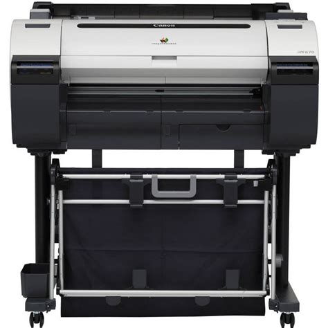 Printer Canon A1 canon imageprograf ipf670 a1 large format printer ebuyer