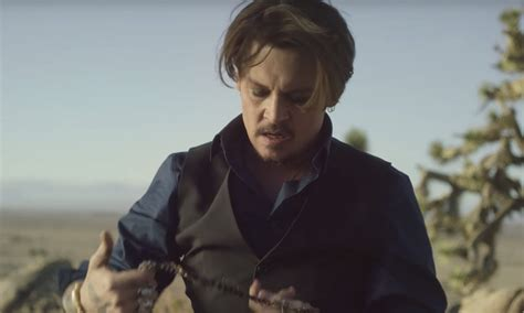 johnny depp short biography in english johnny depp stars in dior s new short film for quot sauvage quot