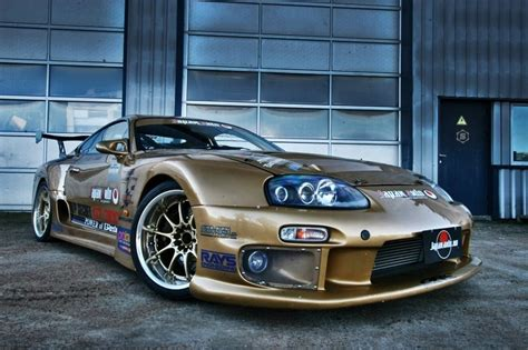 golden fast cars 1000 images about s supra on pinterest cars toyota and