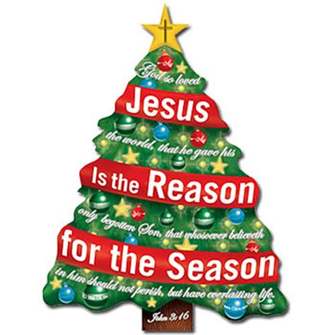 reason for christmas trees heuning jesus is the reason for the season