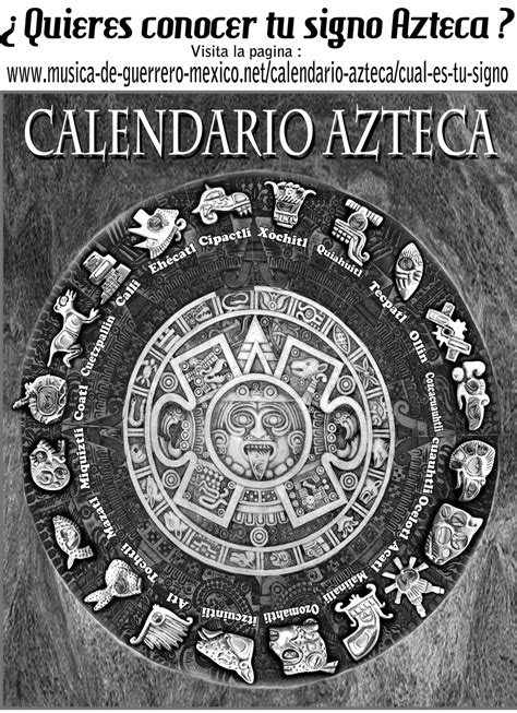 imagenes de simbolos aztecas y su significado calendario azteca significado images