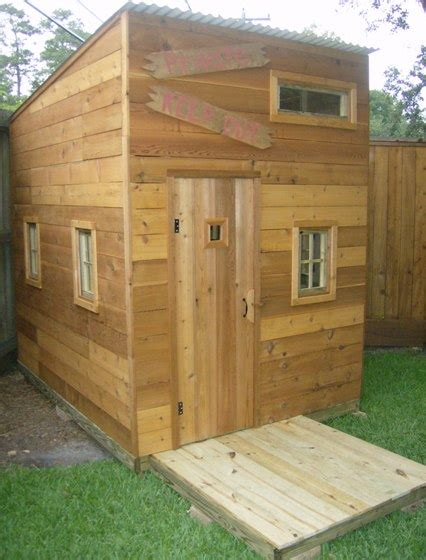 backyard clubhouse plans kids clubhouse google search clubhouse pinterest