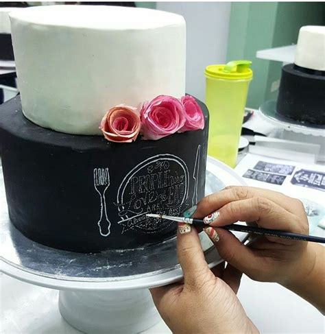 Introduction To Cake Decorating by Introduction To Fondant Cake Decorating 02 Skills Credit