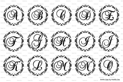 fancy alphabet letters template 9 best images of fancy printable letter templates free