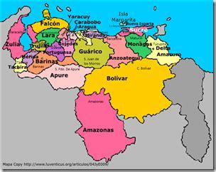 imagenes de venezuela en el mapa mapa venezuela para colorear
