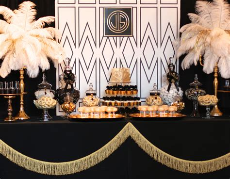 unique themes in the great gatsby 50 great gatsby party decor ideas 5 nona gaya