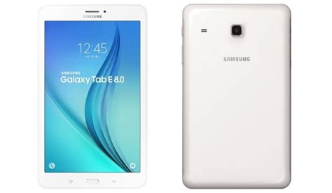 Samsung Tab Di Taiwan samsung galaxy tab e 8 0 with 4g lte 5 000mah battery listed in taiwan 187 phoneradar