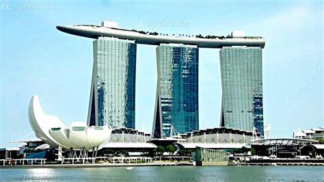 boat building singapore marina bay sands hotel in singapore youtube