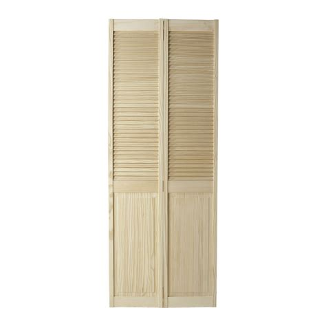 Bi Fold Louvered Closet Doors Bifold Louvered Closet Doors Home Fashion Technologies 28 In X 80 In 3 In Louver Panel Cherry