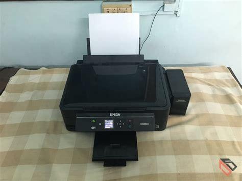 Printer Epson L455 Harga epson l455 ink tank printer digisecrets