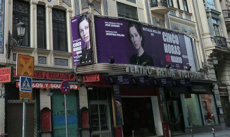 teatro reina victoria entradas venta de entradas teatro reina victoria online madrid