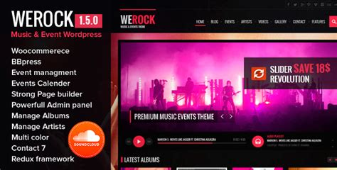 themes phoca gallery download top 7 best songwriter wordpress themes wpaisle