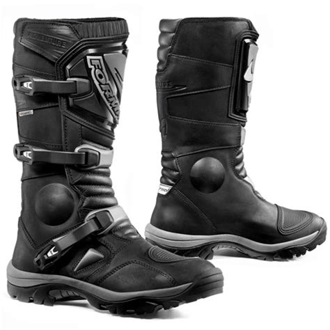 adventure motorcycle boots forma adventure boots by atomic moto