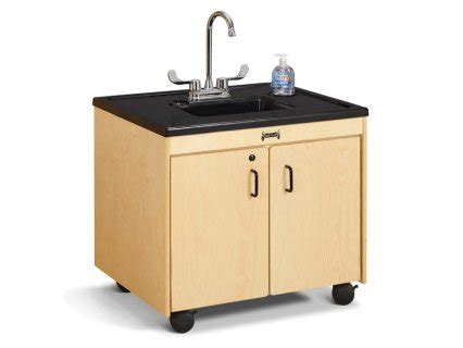 portable sinks for daycares premium birch portable sink sets play with a purpose