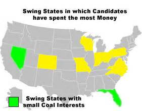 swing states definition the intrepid october 2008