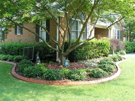 pictures of landscaping ideas gallery johnson county residential landscapes