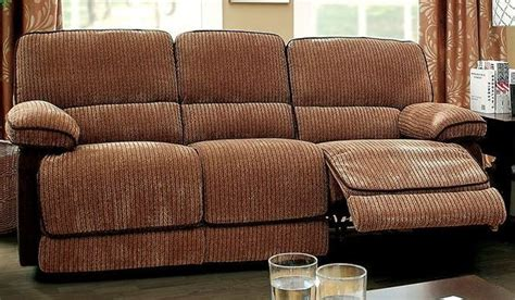hazlet brown chenille fabric sofa from furniture of