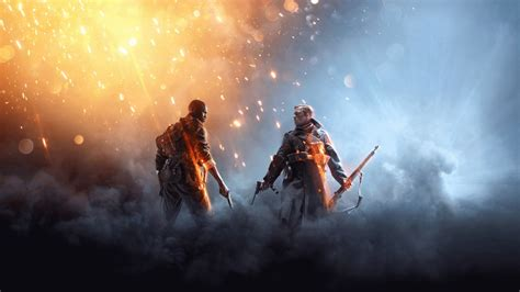 I Wallpaper by Wallpaper Battlefield 1 Squads 2016 4k 8k