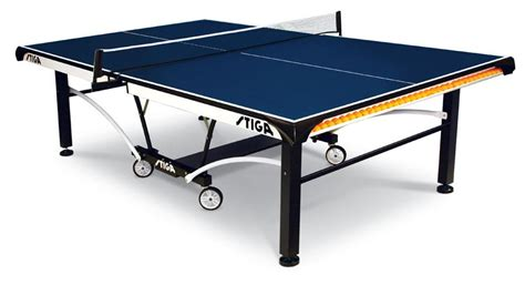 stiga master series st3100 competition indoor table tennis table st4100 stiga north america