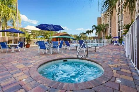 Comfort Inn And Suites Kissimmee by Outdoor Tub And Pool Picture Of Comfort Inn Maingate