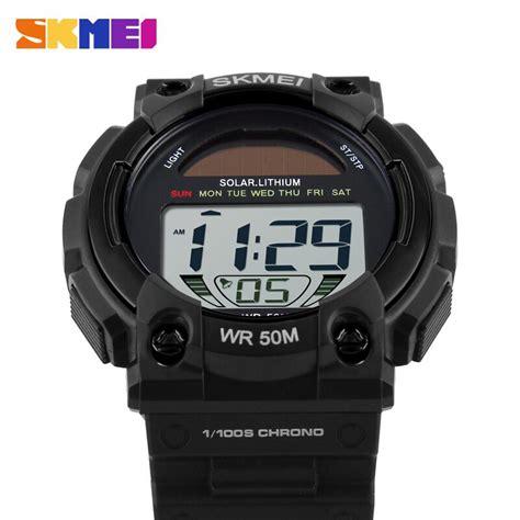 Skmei Jam Tangan Digital Pria Dg1126 skmei jam tangan digital pria dg1126 black