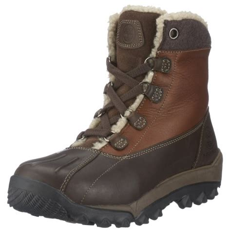 mens snow boots for sale timberland mens woodbury waterproof faux fur snow boot
