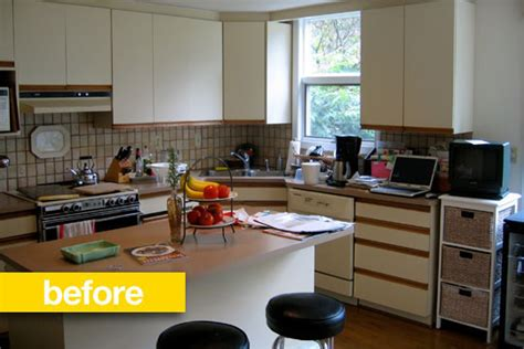 80s Kitchen Cabinets Makeover by Shocking 80 S Kitchen Makeover Curbly