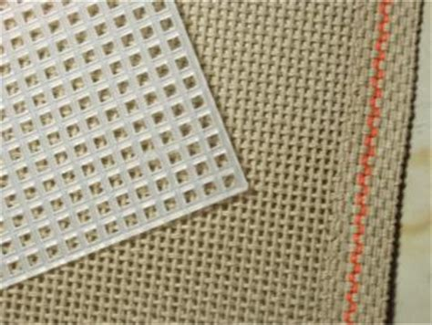 picking the right needlepoint canvas for the