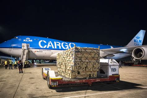 air klm martinair cargo expects continued growth in perishables transport eurofresh