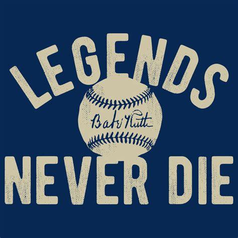 legends never die t shirt snorgtees