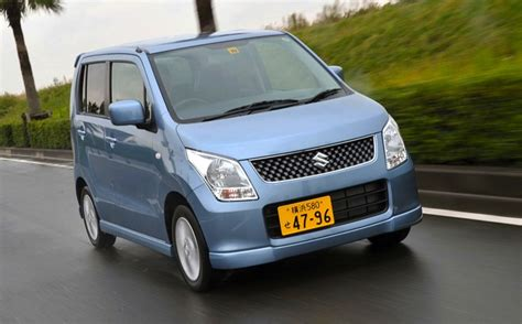 What Does Suzuki In Japanese Japan Kei Cars March 2011 Suzuki Wagon R Reclaims Pole