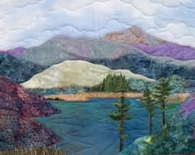 Landscape Quilt Patterns Pin By Eddi Miglavs On Quilts 2 Landscape Quilts