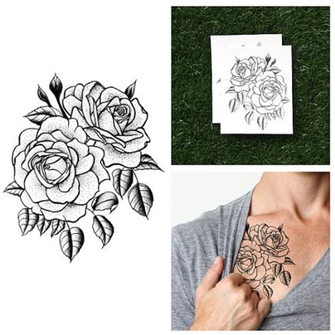 fake tattoos that look real real looking temporary tattoos adults webnuggetz