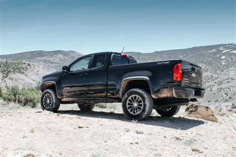 chevy colorado 2017 chevrolet colorado zr2 review drive gm authority