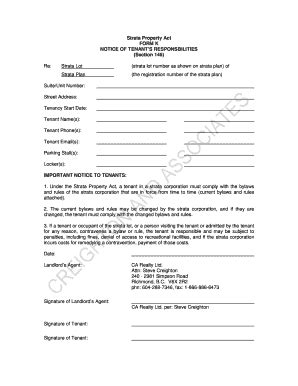 section 48 residential tenancies act job application form british columbia residential tenancy